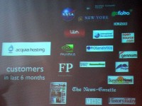 Acquia's customers in the last 6 months