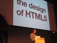 Jeremy Keith - The Design of HTML5