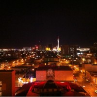 View from the El Cortez